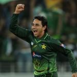 Saeed Ajmal Bowling Ranking 2012