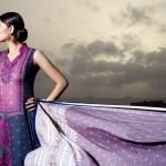 Shariq Textiles Lawn 3