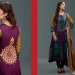 Shariq Textiles Lawn 4