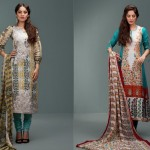Shariq Textiles Lawn 6