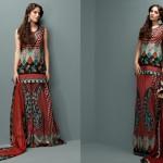 Shariq Textiles Lawn 7