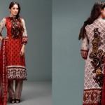 Shariq Textiles Lawn 9