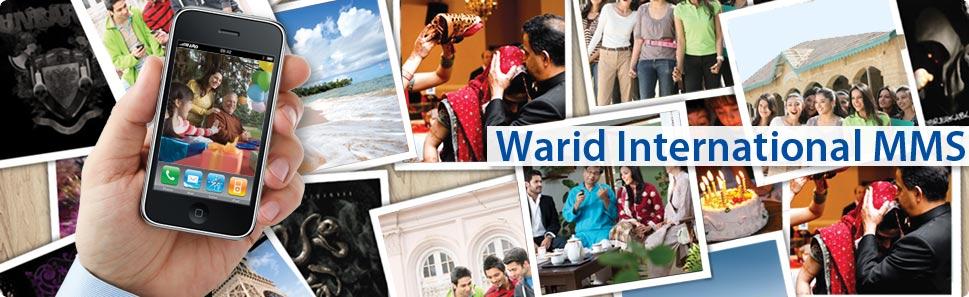 Warid International MMS