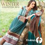 Firdous Cloth Mills Winter Collection 2012