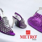 Metro Shoes Bridal Footwear Collection 2012