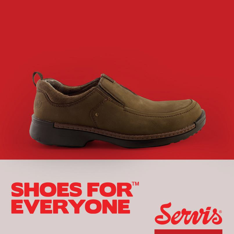 service shoes boys 1