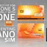 Ufone Nano SIM Available For iPhone 5