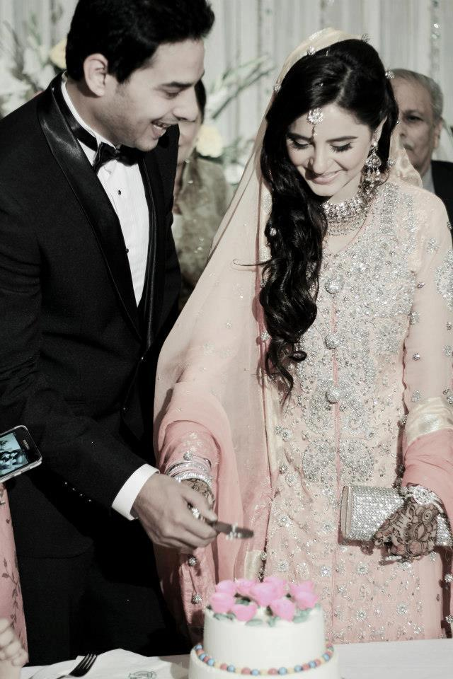 Fatima Effendi Wedding