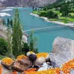 Hunza Valley River - Gilgit Baltistan