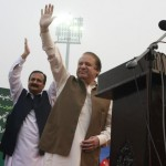 Nawaz Sharif distribute Laptops and Intership letters to youth Lahore (11)