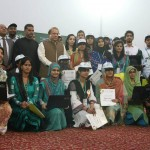 Nawaz Sharif distribute Laptops and Intership letters to youth Lahore (21)