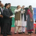 Nawaz Sharif distribute Laptops and Intership letters to youth Lahore (5)