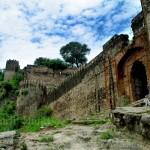 Ramkot Fort Azad Kashmir
