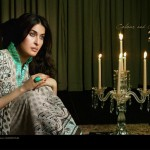 Shaista Wahidi Photo Shoot For Shariq Textiles Winter Collection