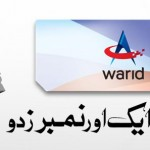 Warid Double Number Offer