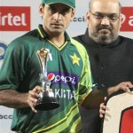 Hafeez Man of The Series