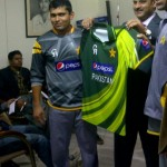 Pakistan Cricket Jersey 2012