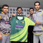 Pakistan Cricket New Uniform