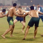 Pakistan VS India Kabaddi World Cup Final Match 2012
