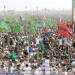 Peer Pagaro addresses Jalsa in Hyderabad