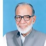 Prof Ghafoor Ahmad Naib Amir of Jamaat-e-Islami (1927-2012)