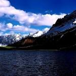 Shimshal Lake Hunza Valley Pakistan