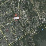 D Chowk Islamabad - Satellite and Location Maps
