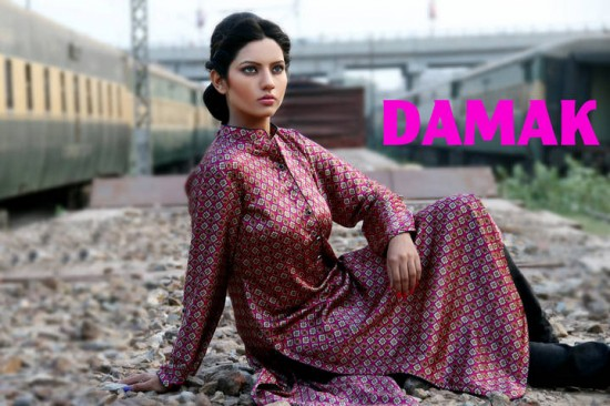 Damak Winter Collection 19