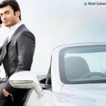 Fawad Afzal Khan Q Mobile Photo Shoot