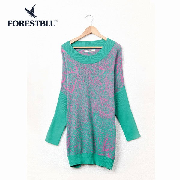 Forestblu Women Sweater 6