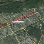 Jinnah Avenue Islamabad Satellite Map 2