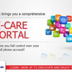 Mobilink E-Care Portal For Prepaid Customers