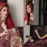 Munaxa Clothing Bridal Wear Collection 2013