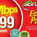 PTCL Economy Broadband DSL Package Details