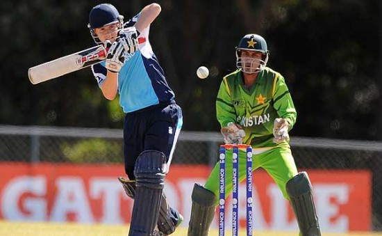 Pakistan Scotland Cricket Series