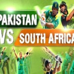 Pakistan Tour of South Africa - Match Timing and Schedule