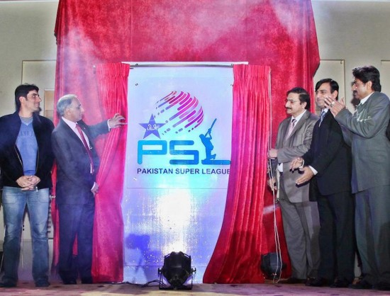 Pakistan Super League Ceremony