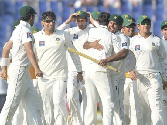 Pakistan Test Team Squad 2013