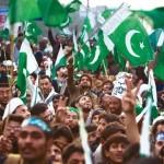Qadri Long March in Islamabad