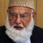 Qazi Hussain Ahmad (JI) Died in Islamabad