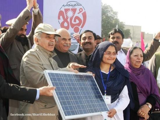 Shahbaz Sharif Solar System Scheme 3