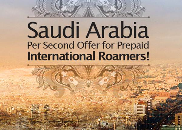 Ufone Saudi Arabia Roaming Charges