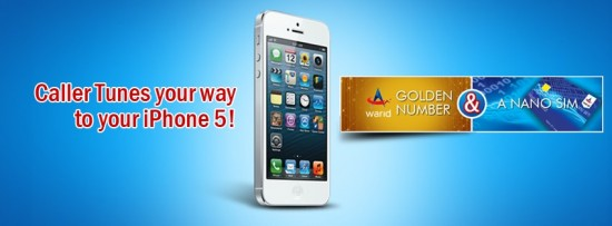 Warid iPhone Offer