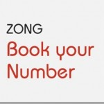 Zong Online Service  To Buy New SIM