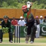 Afghanistan VS Regional XI ODI Match