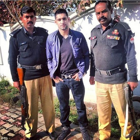 Amir Khan Boxer Pakistan