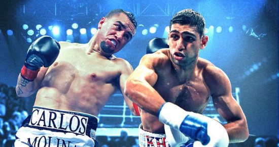 Amir Khan Next Fight