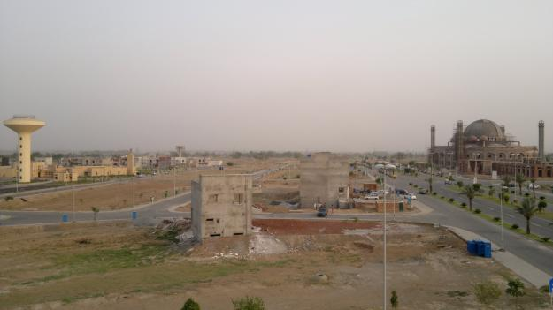 Bilawal House in Lahore Bahria town worth's Rs. 5billion