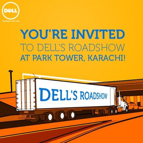 Dell Road Show Karachi