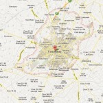Faisalabad City Map